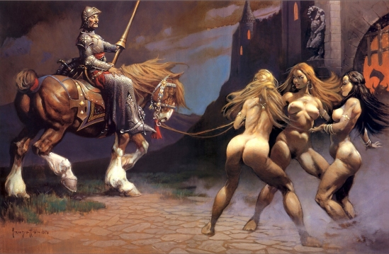 frazetta-castle-of-sin